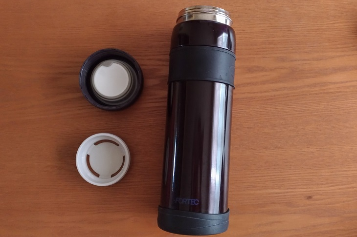 フォルテック水筒