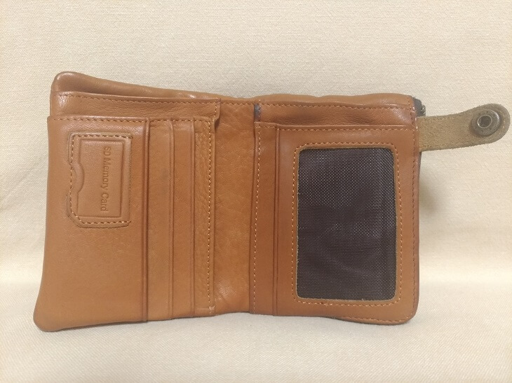 財布(内側)