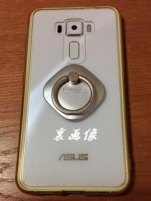 Zenfone3 ZE520KL裏