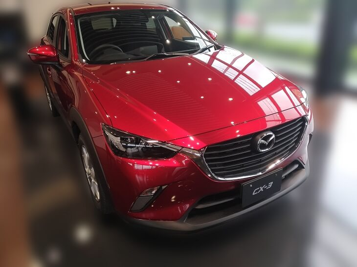 CX-3(RED)