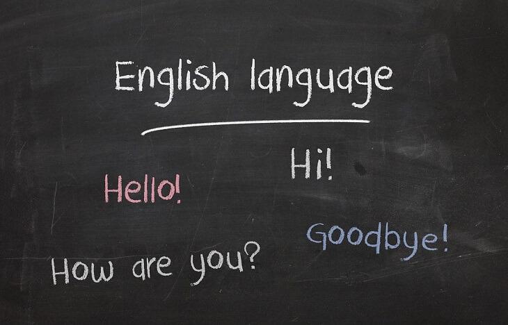 英語を覚えよう