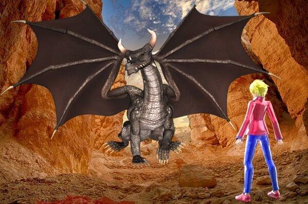 やまとし対ドラゴン2