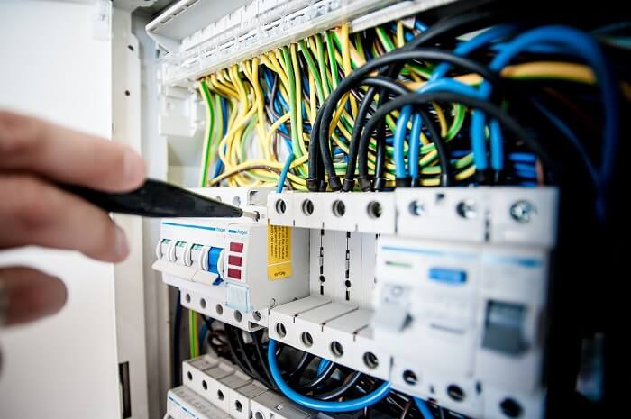 電気配線チェック