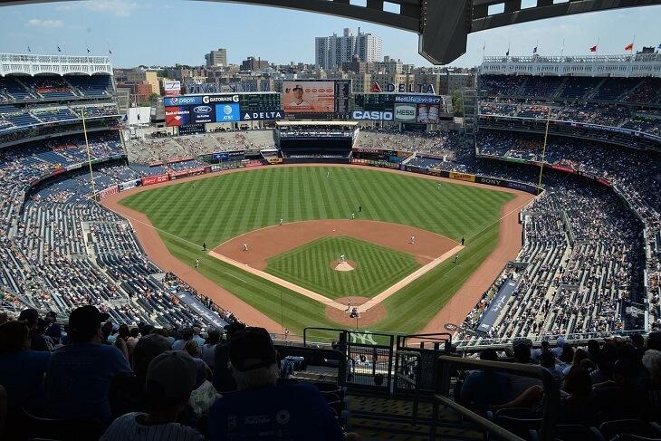 MLB(球場)