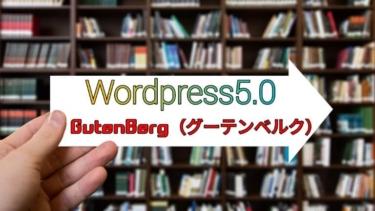 THE THOR(ザ・トール)でWordPress5.0に更新しない理由