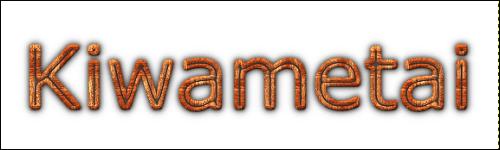 3Dアウトライン(ロゴ)
