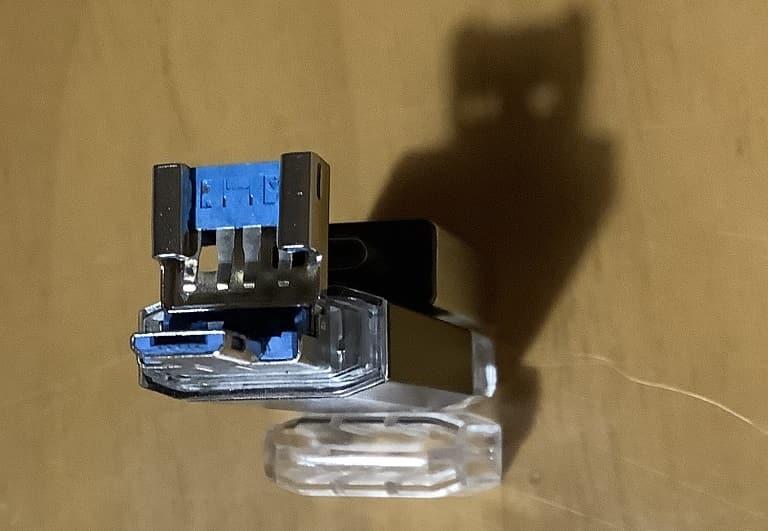 Micro USB端子