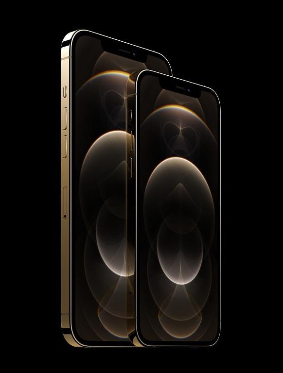 iphone12PROゴールド