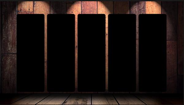 Columns 5 Rows1