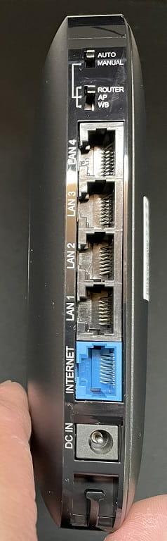 WSR-3200AX4S/DBK(裏面)