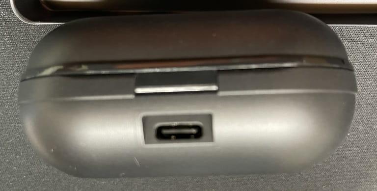 USB-C接続