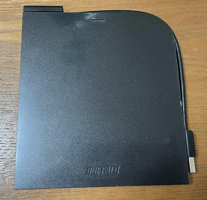 DVDドライブ(上)