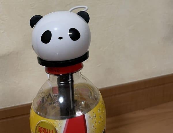 パンダを購入