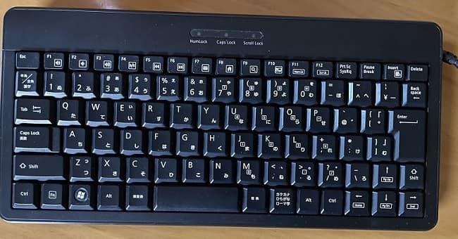 ELECOMのキーボード