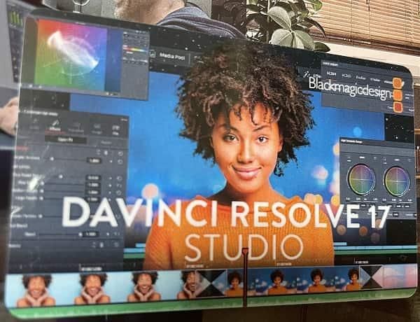 DaVinci Resolve Active Card