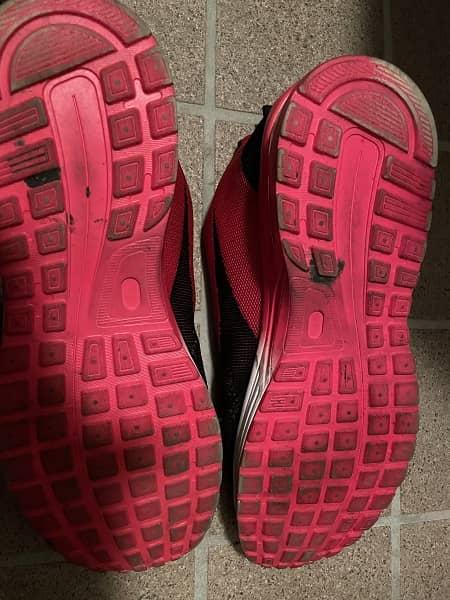 靴の裏の画像